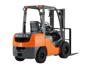 TOYOTA 300x225 Mengenal Berbagai Bagian dan Fungsi Forklift