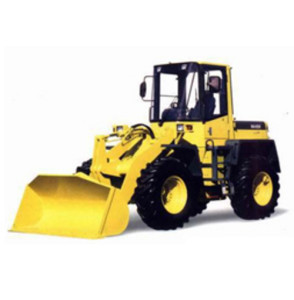 wheel loader komatsu wa 120