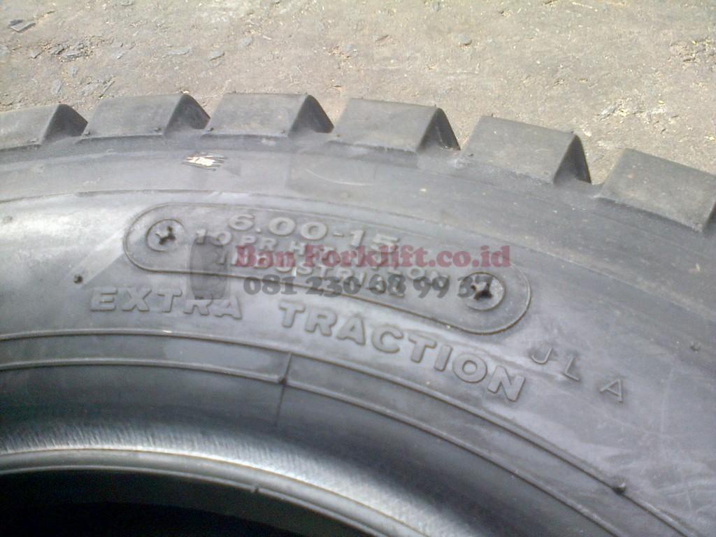 Ban Forklift 600-15 bs jlug